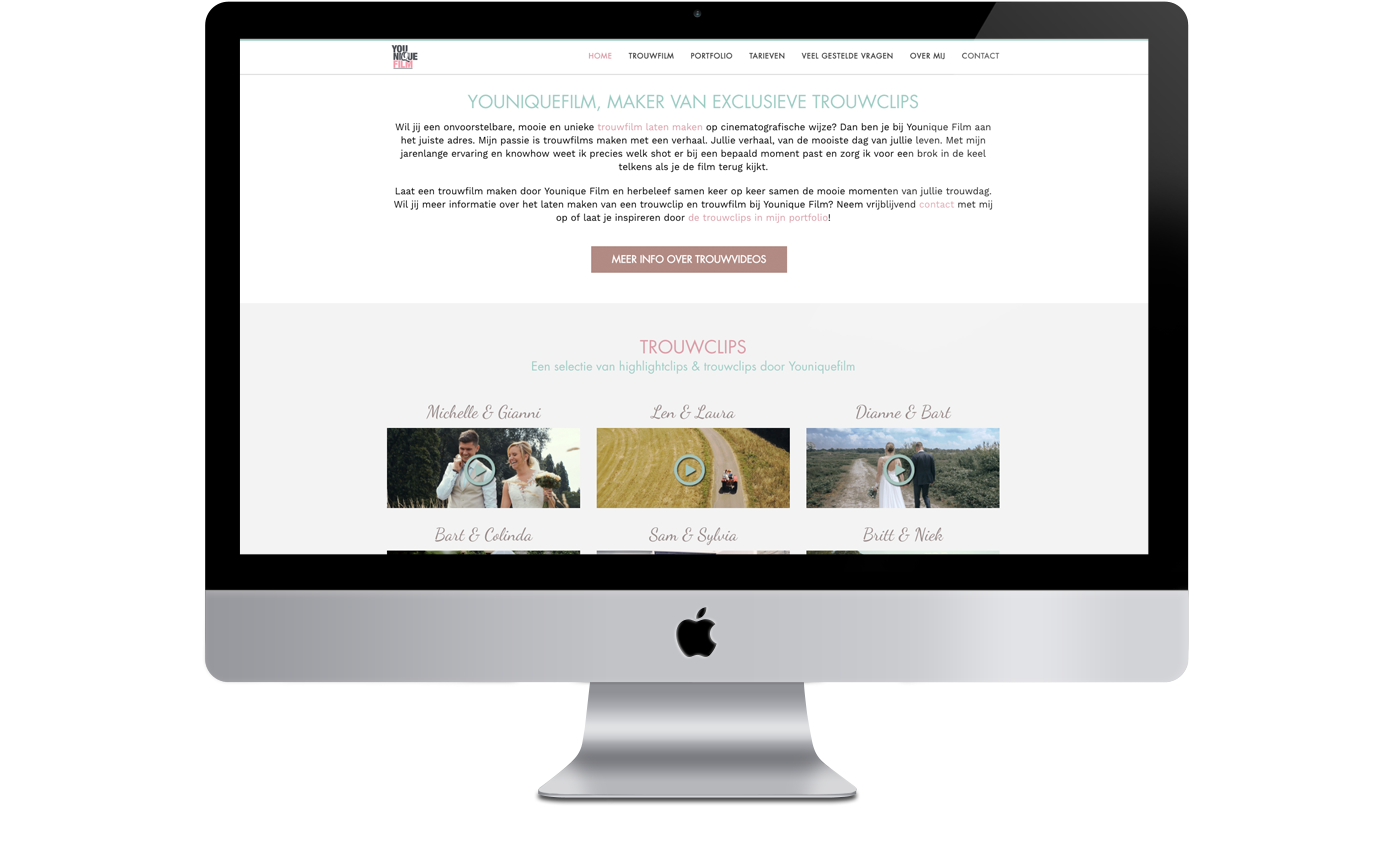 Website Youniquefilm