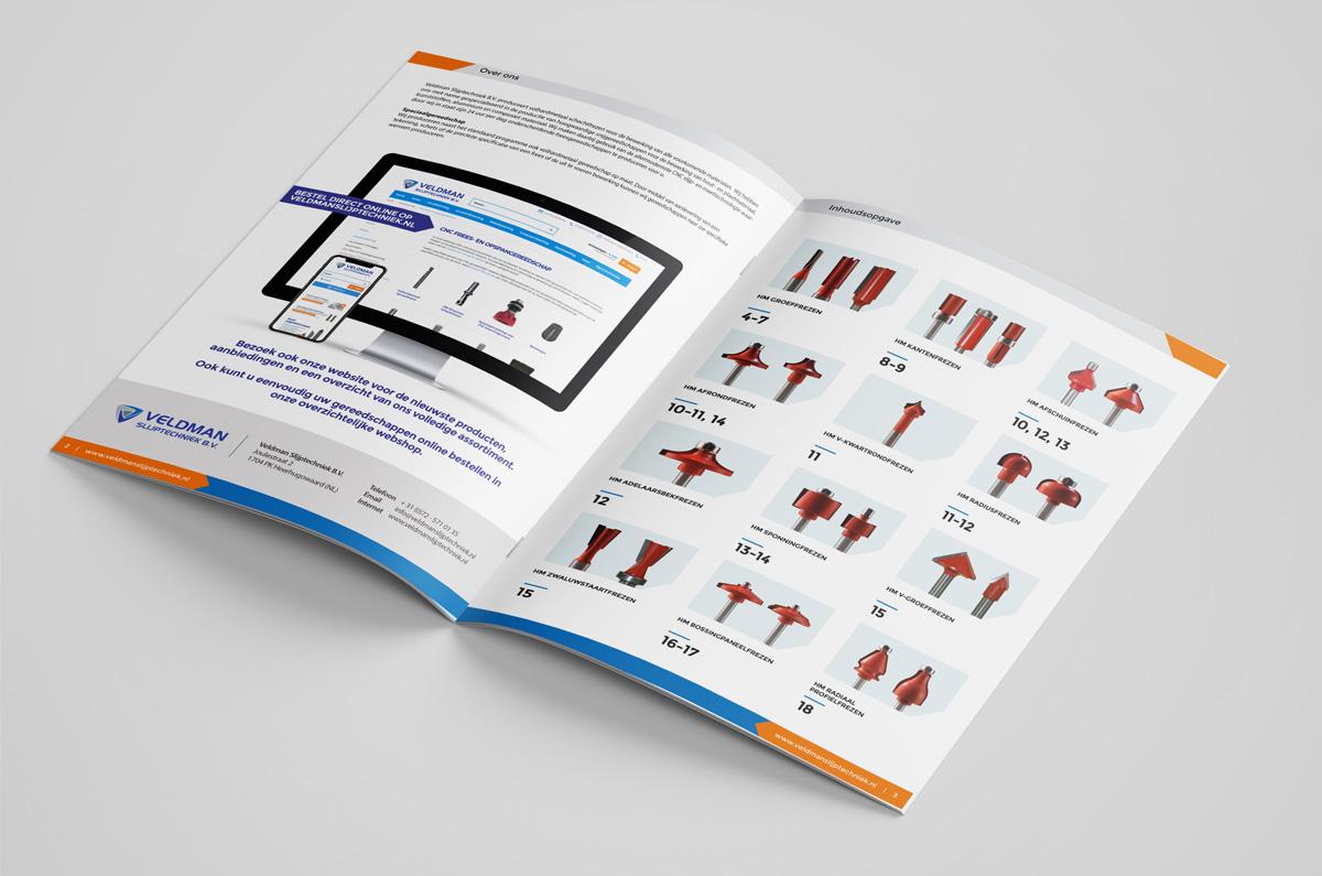 Brochure Veldman Slijptechniek
